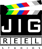 JIG Reel Studios | Actors | Demo Reels | Los Angeles Logo